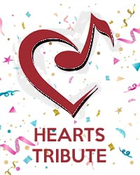 poster for Hearts on Hold - Tribute